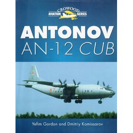 Crowood Aviation Books Antonov An12 Cub:Tactical Transport Hc N