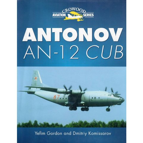 Antonov An12 Cub:Tactical Transport Hc N