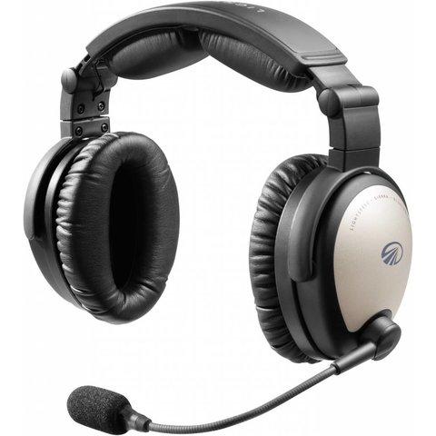 Sierra ANR Headset Dual GA Jacks