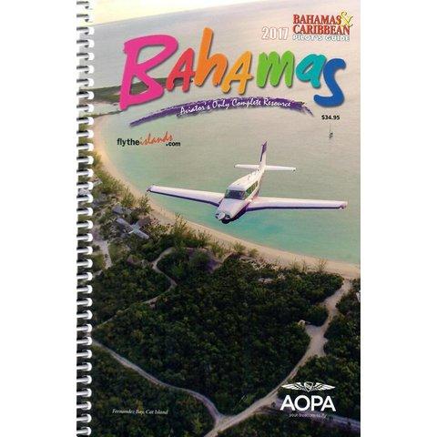 Bahamas Pilot Guide AOPA softcover