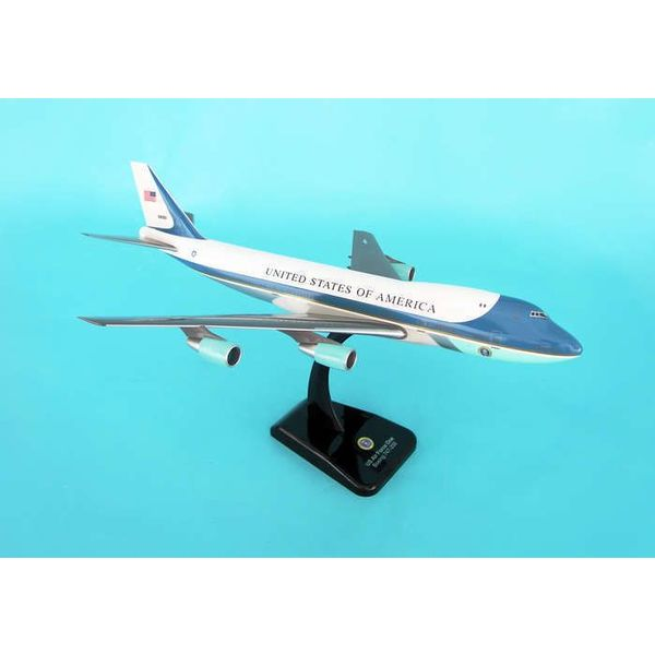 Hogan VC25/B747-200 USAF Air Force 1 1:200 with stand+gear