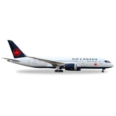 B787-8 Air Canada New livery 2017 C-GHPQ 1:200