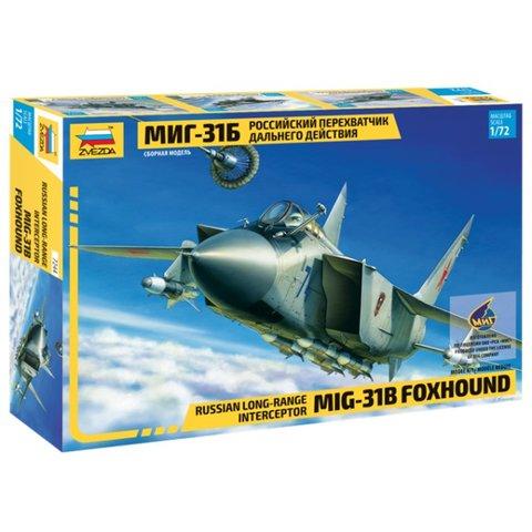 MIG31B 1:72 Scale Kit