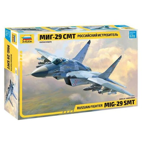 MIG29 SMT 1:72 Scale Kit
