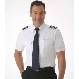 A Cut Above Cirrus Fitted Pilot Shirt