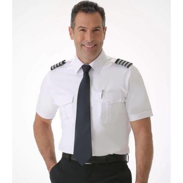A Cut Above Cirrus Fitted Pilot Shirt