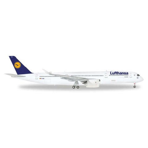 HERPA A350-900 LUFTHANSA D-AIXA 1:200+NSI+