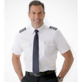 A Cut Above Cirrus Tapered Pilot Shirt