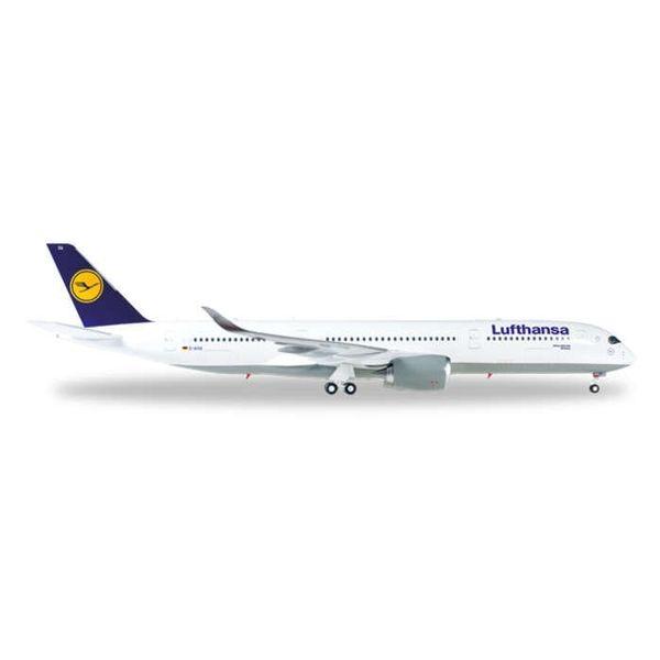 Herpa A350-900 LUFTHANSA D-AIXA Nurnberg 1:200+NSI+
