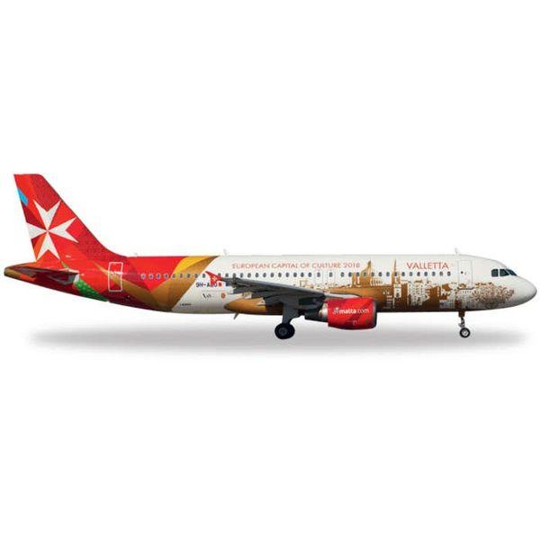 Herpa A320 Air Malta Valetta: European Capital of Culture  1:200