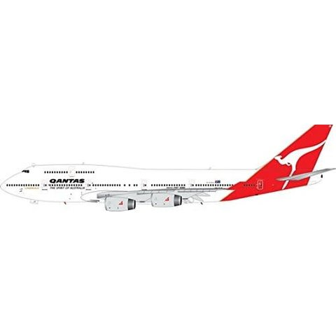 B747-400 Qantas Last Flight Vh-Oja 1:400