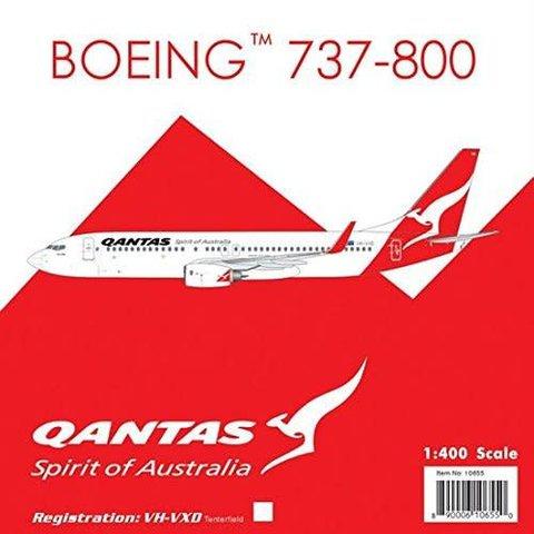 B737-800w Qantas Vh-Vxd 1:400**O/P**