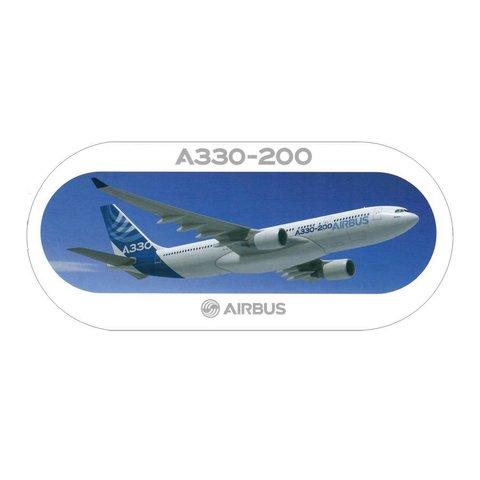 A330-200 Airbus Sticker