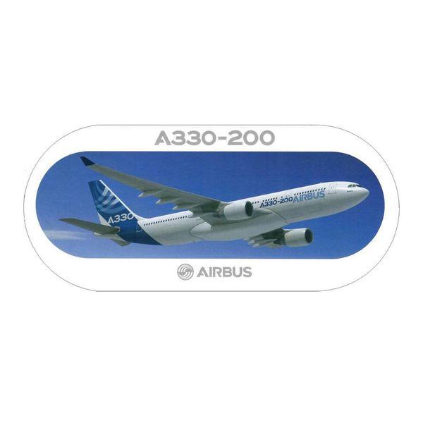 Airbus A330-200 Airbus Sticker