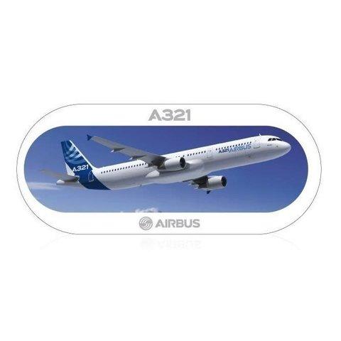 A321 Airbus Sticker