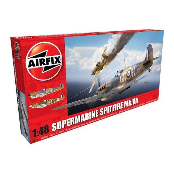 Airfix SPITFIRE MKVB SUPERMARINE 1:48 NEW