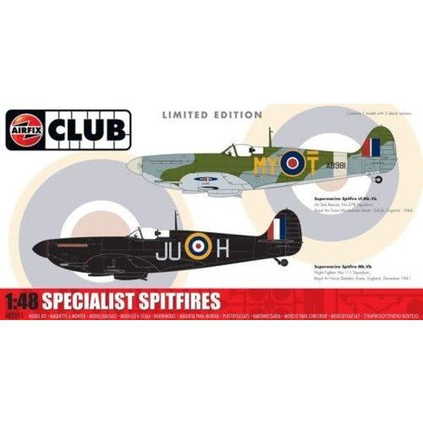 Airfix SPECIALIST SPITFIRES MKVB,LF.VB 1:48 Kit