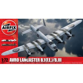 Airfix AIRFI Lancaster BI/III 1:72
