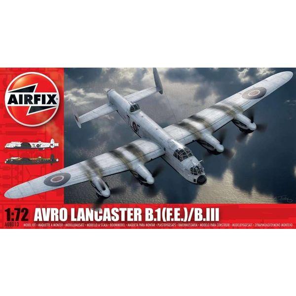Airfix Lancaster BI/III 1:72 Kit