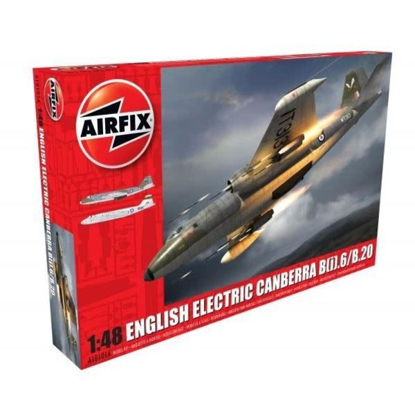 Airfix CANBERRA B2/B20 ENGLISH ELECTRIC 1:48