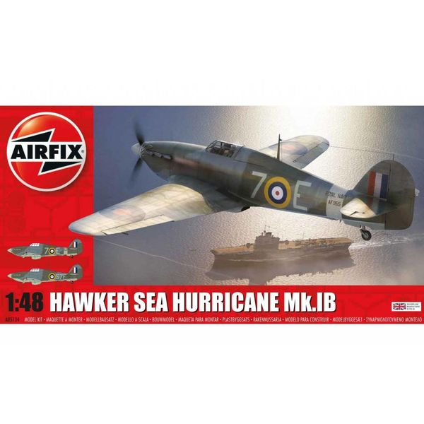 Airfix SEA HURRICANE MK1B 1:48