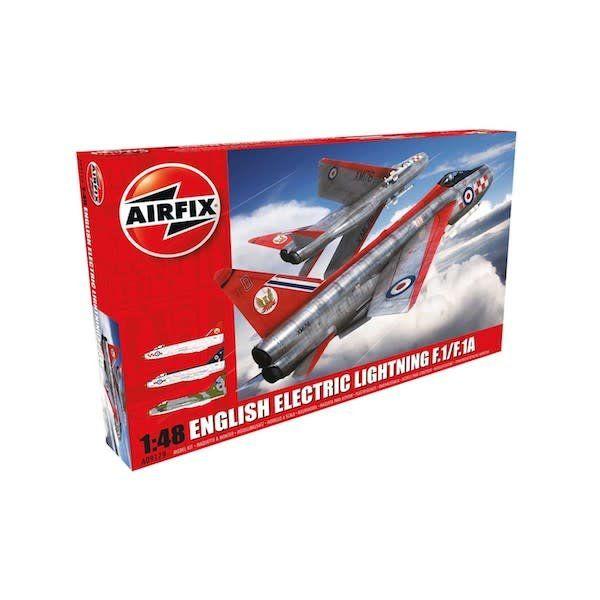 Airfix AIRFI LIGHTNING F1/F1A-F3 1:48