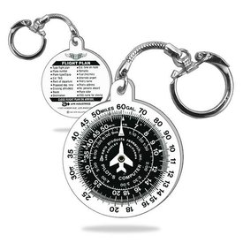 APR Industries Key Chain E6B Flight Computer Apr