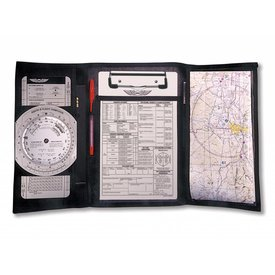 ASA - Aviation Supplies & Academics KB-3L Kneeboard Trifold Long