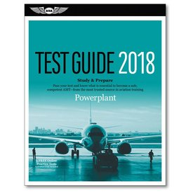 ASA - Aviation Supplies & Academics Powerplant Test Guide 2018