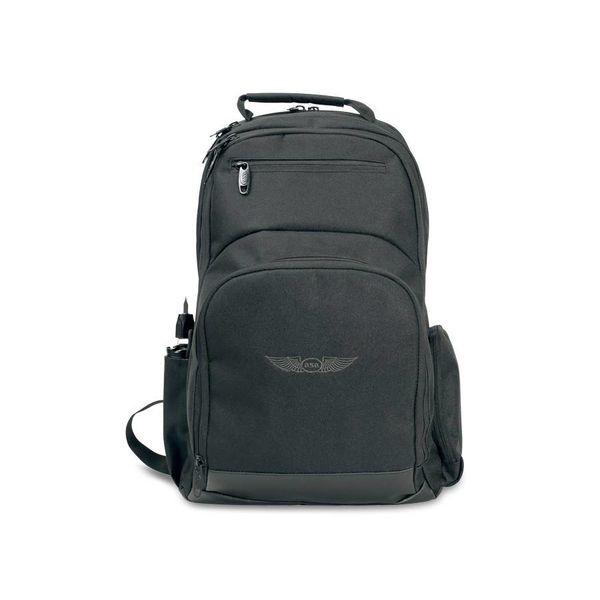 ASA - Aviation Supplies & Academics Backpack black ASA