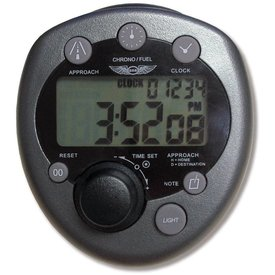 ASA - Aviation Supplies & Academics Flight Timer 2