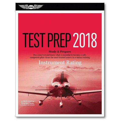Intrument Rating Test Prep 2019