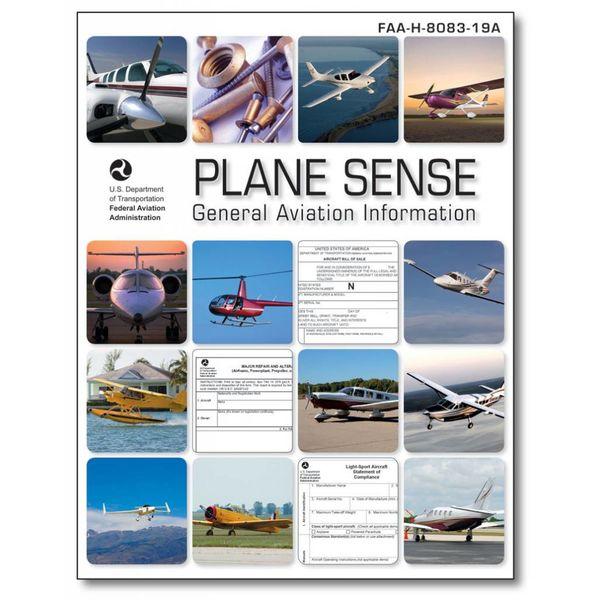 ASA - Aviation Supplies & Academics Plane Sense