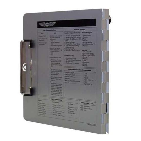 ASA - Aviation Supplies & Academics KB-LAP Lapboard