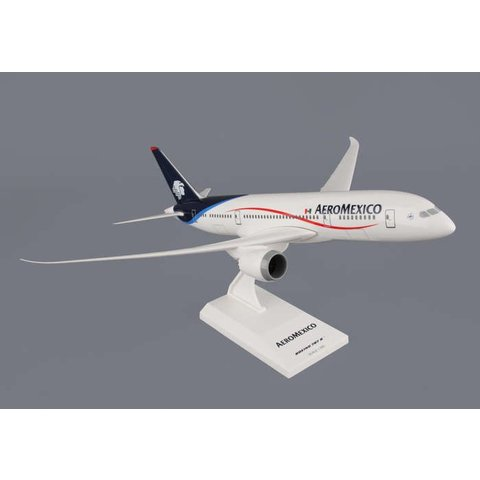 B787-8 Aeromexico new colours 1:200 with stand  (no gear)