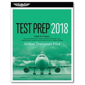ASA - Aviation Supplies & Academics ATP Airline Transport Pilot Test Preparation