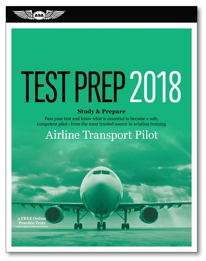 ATP Airline Transport Pilot Test Preparation