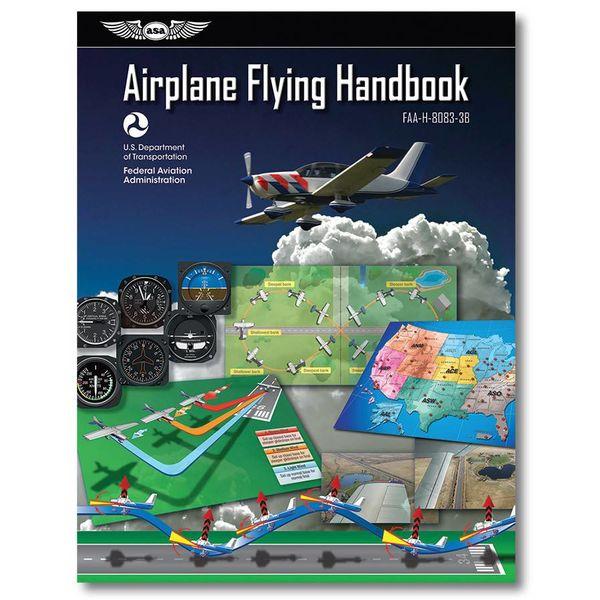 ASA - Aviation Supplies & Academics Airplane Flying Handbook ASA softcover