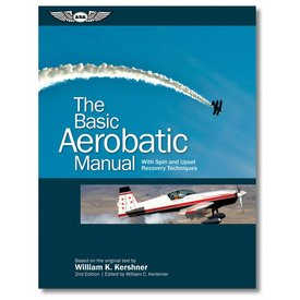 ASA - Aviation Supplies & Academics Basic Aerobatic Manual 2nd Edition