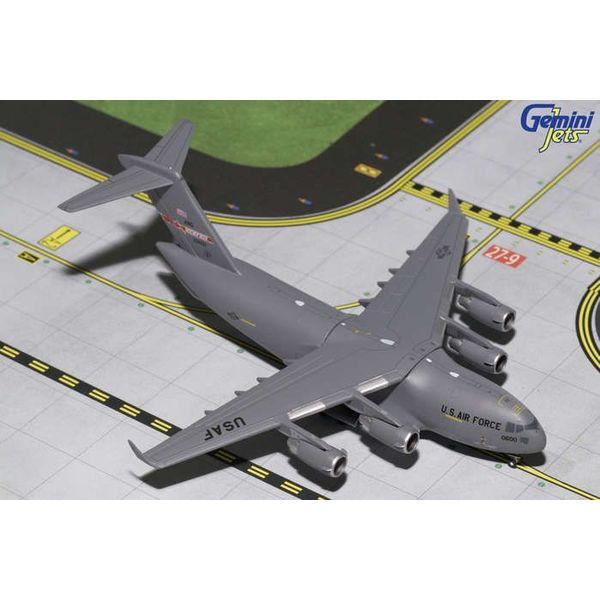 Gemini Jets C17A Globemaster III USAF Memphis ANG 30600 1:400