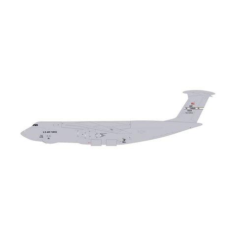 C5M Galaxy USAF Travis AFB Grey 70034 1:400
