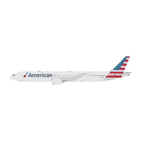 B777-300ER American New Livery 2013 N719AN 1:200 w/stand