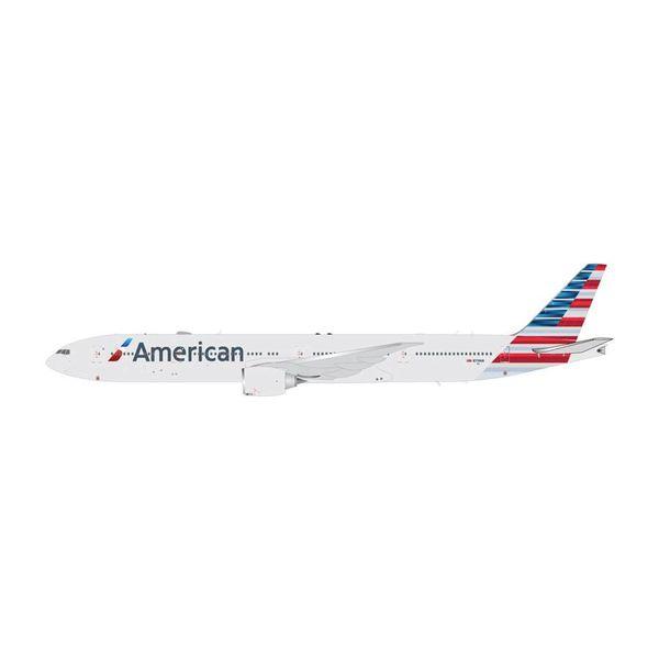 Gemini Jets B777-300ER American New Livery 2013 N719AN 1:200 w/stand