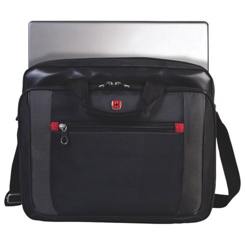 """Business Case With Laptop Sleeve For 15.6"""" Laptop"""