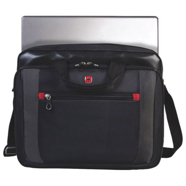"""Swissgear Business Case With Laptop Sleeve For 15.6"""" Laptop"""