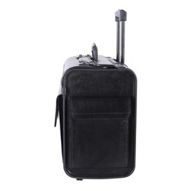 Nextech Wheeled Leather Case