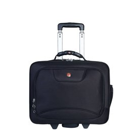 Swissgear Rolling Flight Bag Black