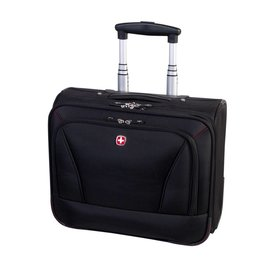 Swissgear Slim Rolling Case Black