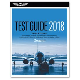 ASA - Aviation Supplies & Academics General Test Guide 2018