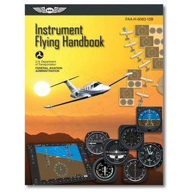 ASA - Aviation Supplies & Academics Instrument Flying Handbook (FAA) Softcover